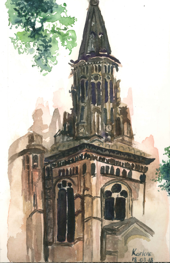 old church berlin