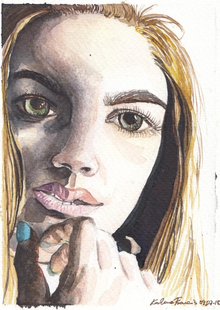 Portrait #13