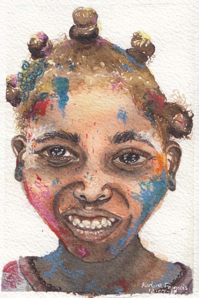 Portrait #14
