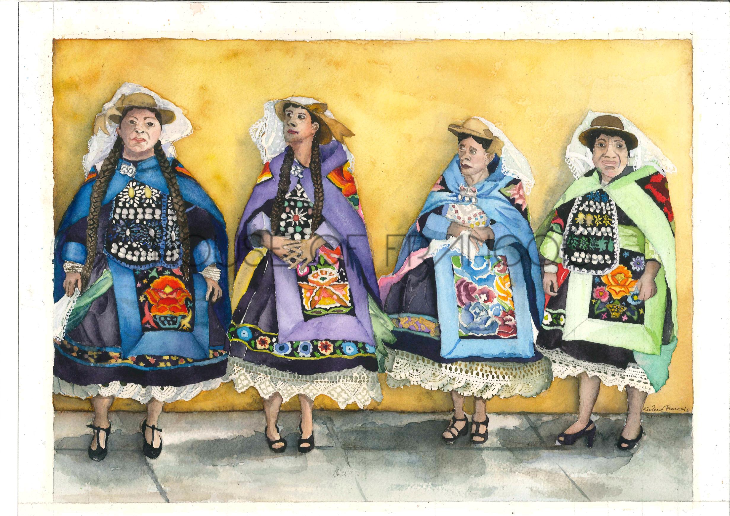 Ladies in Waiting (1)